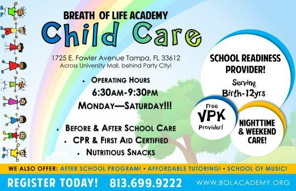 Breath of Life Academy
