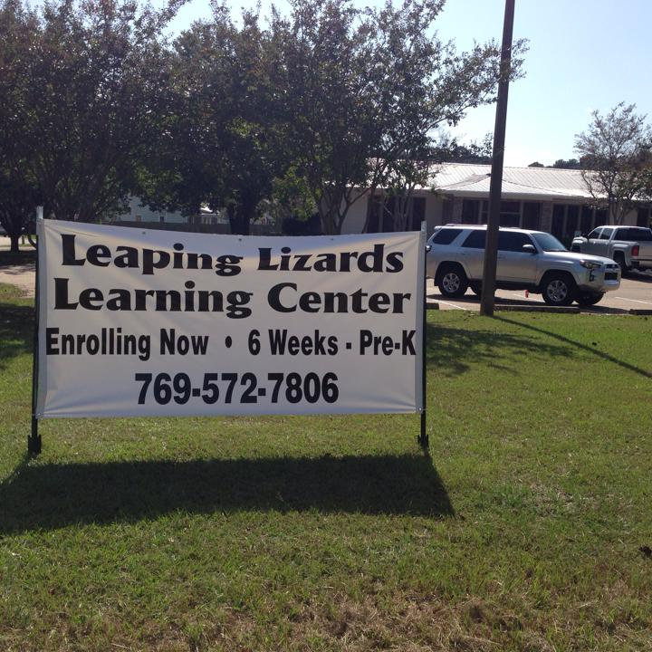 LEAPING LIZARDS LEARNING CENTER