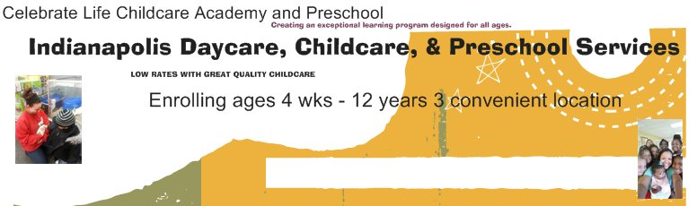 Celebrate Life Childcare Academy