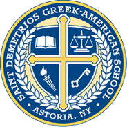 HELLENIC ORTHODOX COMMUNITY SAINT DEMETRIOS SCHOOL