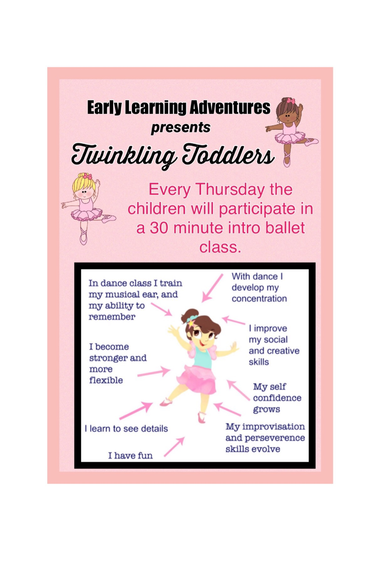 Early Learning Adventures Childcare and Preschool