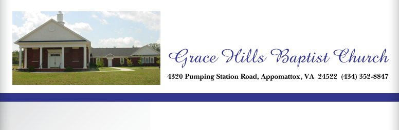 Grace Hills Baptist Church