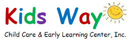 KIDS WAY CHILD CARE & EARLY LEARNING CENTER, INC