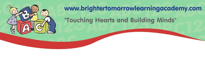 Brighter Tomorrow Learning Academy