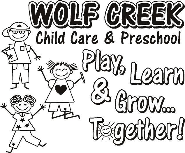 Wolf Creek Child Care and Preschool