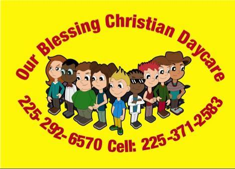 Our Blessing Christian Daycare Learning Center