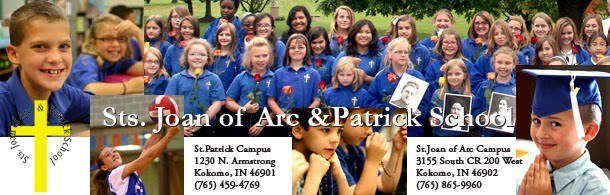 Sts. Joan of Arc & Patrick School