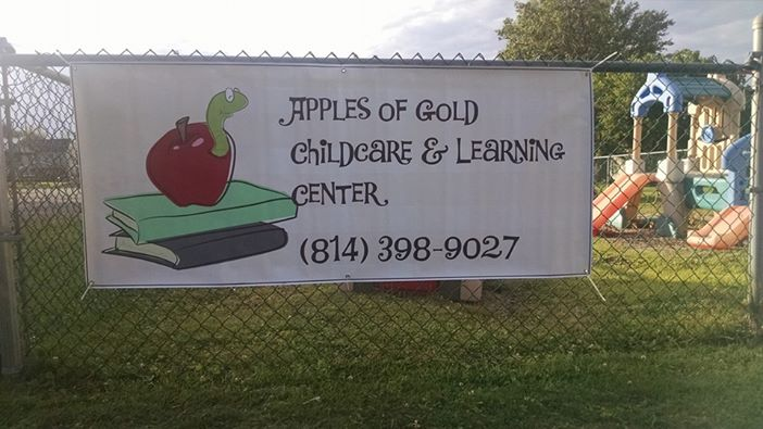 APPLE OF GOLD CHILD CARE