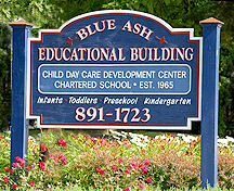 Blue Ash Educational Building