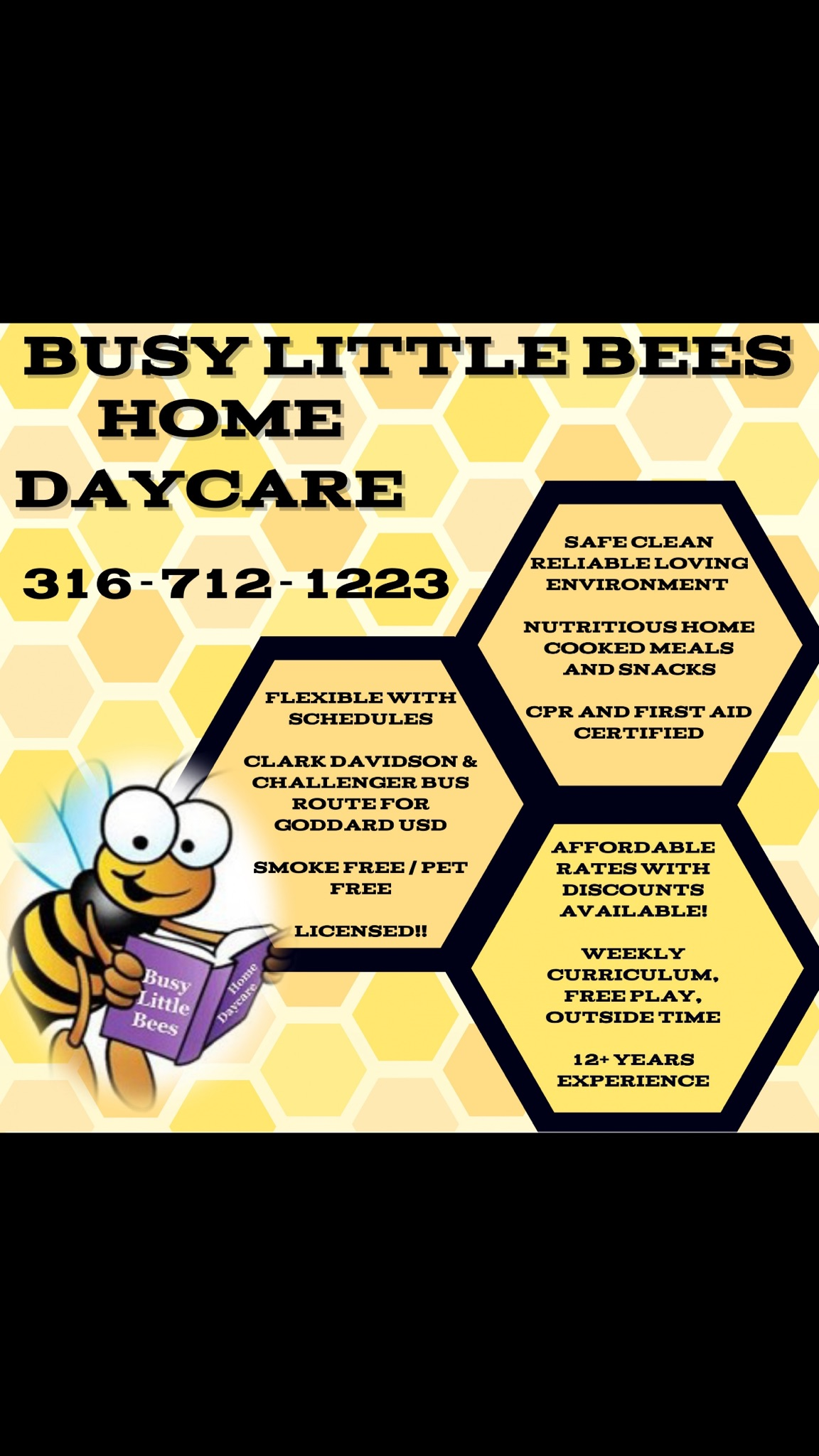 Busy Little Bees Home Daycare
