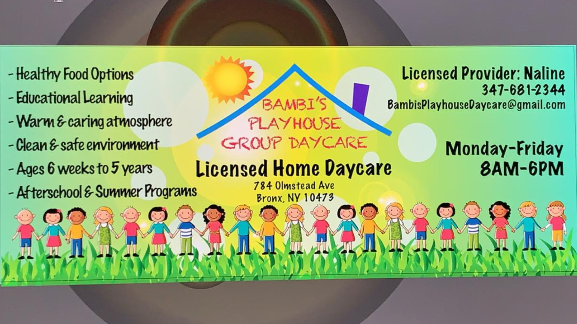 Bambi's Playhouse Group Daycare