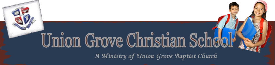 UNION GROVE CHRISTIAN SCHOOL