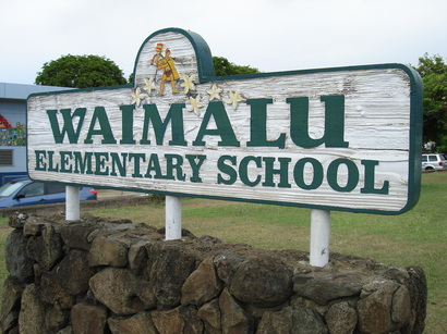 EARLY MORNING CARE - WAIMALU ELEMENTARY SCHOOL