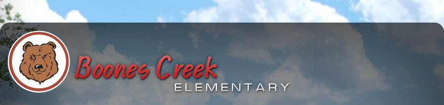 BOONES CREEK ELEM. - SACC