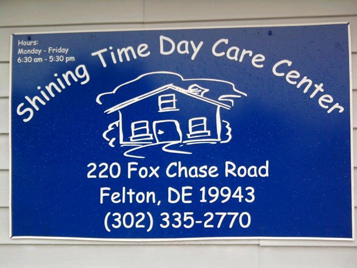 SHINING TIME DAY CARE CENTER