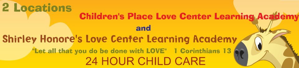 Shirley Honore' Love Center Learning Academy LLC