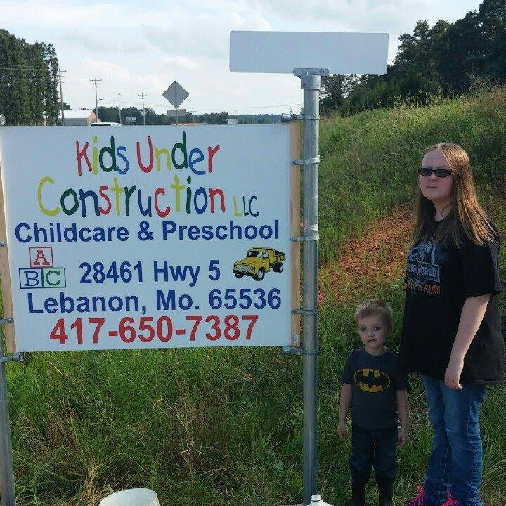 KIDS UNDER CONSTRUCTION CHILDCARE LLC