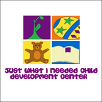 JUST WHAT I NEEDED CHILD DEV. CENTER AT HIGH POINT
