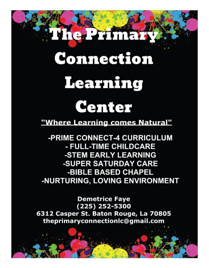 The Primary Connection Learning Center