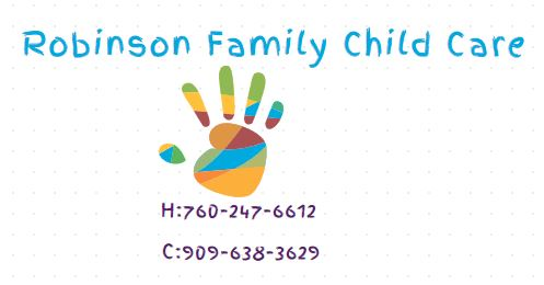 ROBINSON FAMILY CHILD CARE