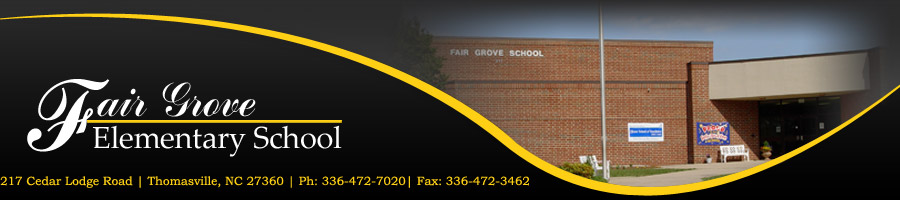 FAIR GROVE PRESCHOOL