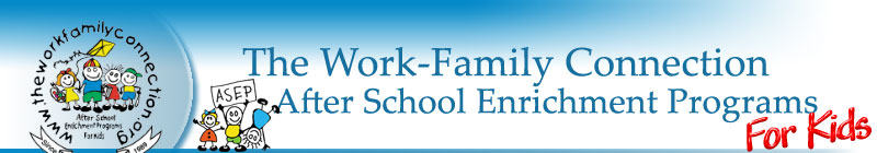 Work-Family Connection at Califon School