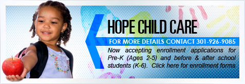 ICOG's Hope Child Care Center