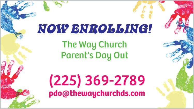 The Way Church Parent's Day Out