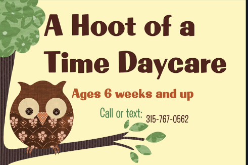 A Hoot of a Time Daycare