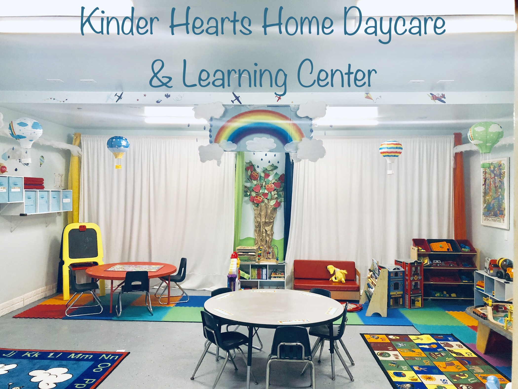 Kinder Hearts Home Daycare & Learning Center