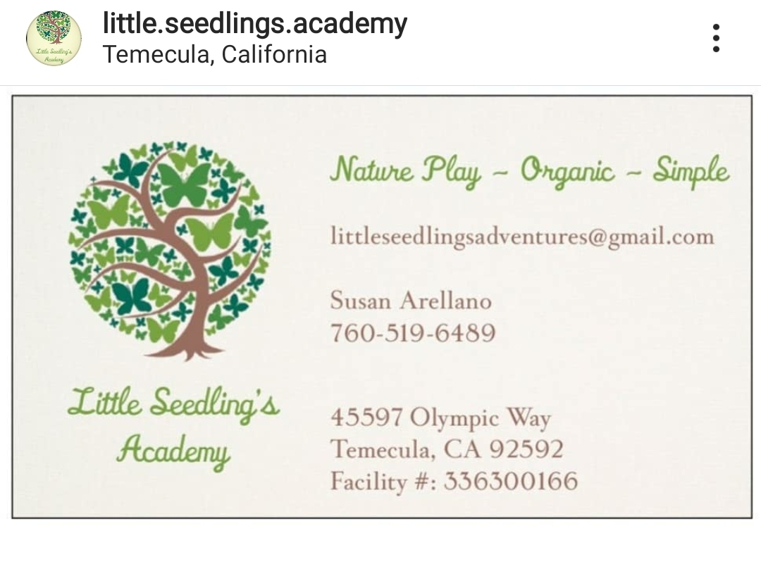 Little Seedlings Academy