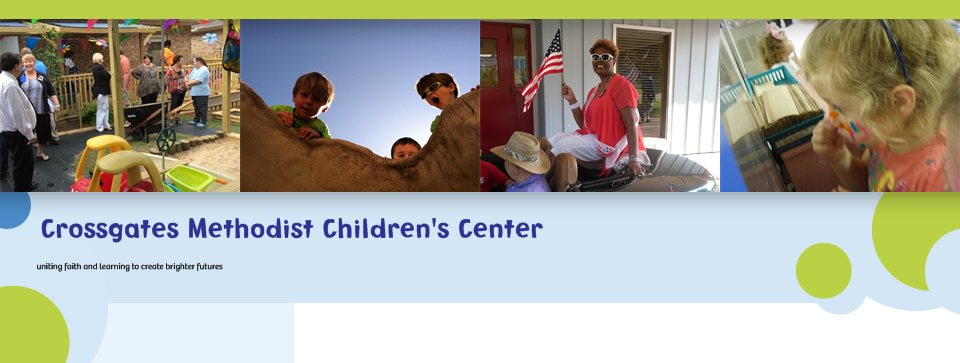 CROSSGATES METHODIST CHILDREN'S CENTER