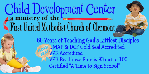 First United Methodist Church Child Development Center