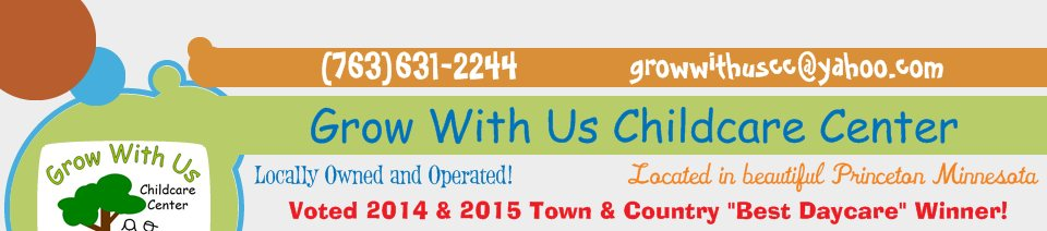 Grow With Us Day Care Center
