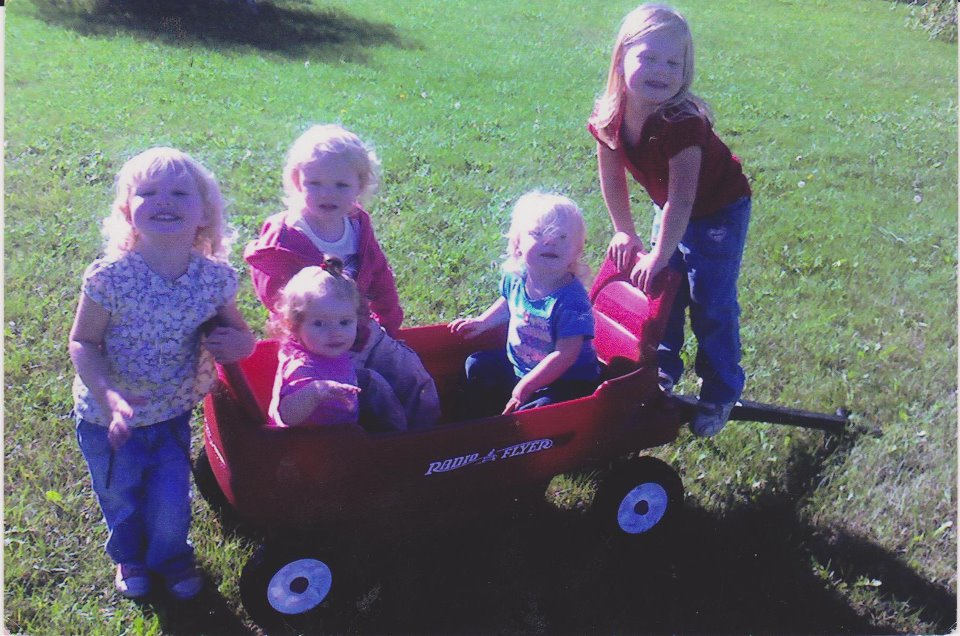 Holly's Little Red Wagon Childcare