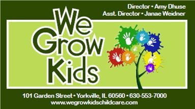 We Grow Kids Child Care