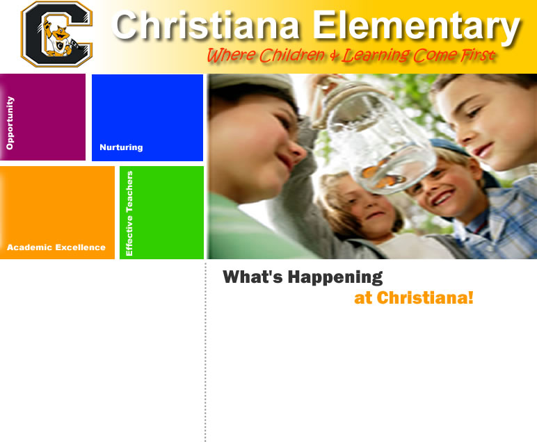 CHRISTIANA ELEMENTARY IDEA 619 PROGRAM