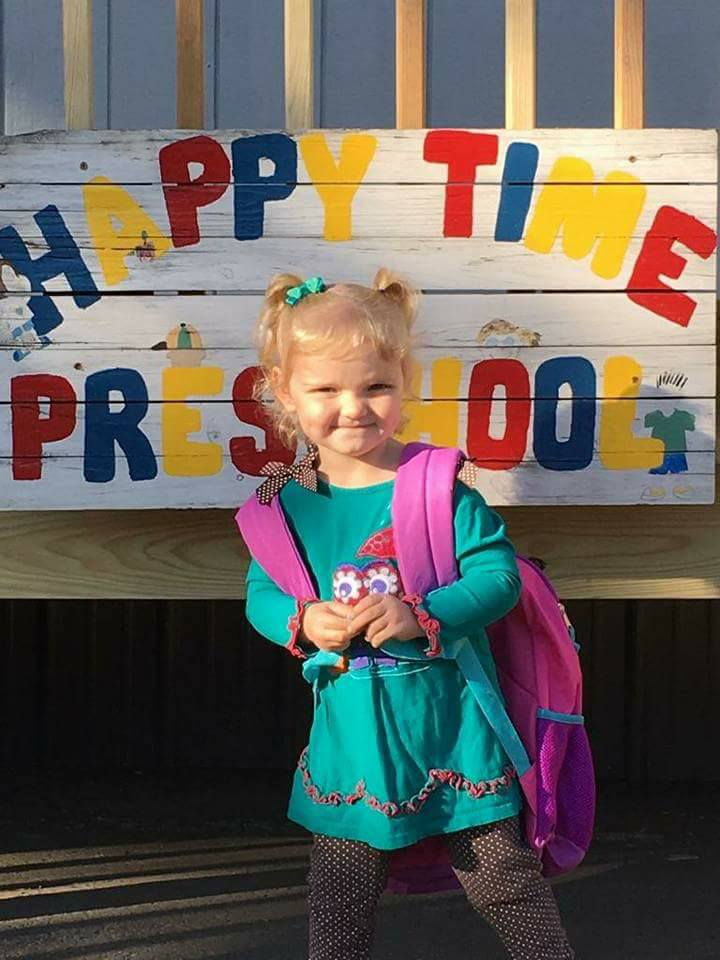 Happy Time Preschool and Child Care