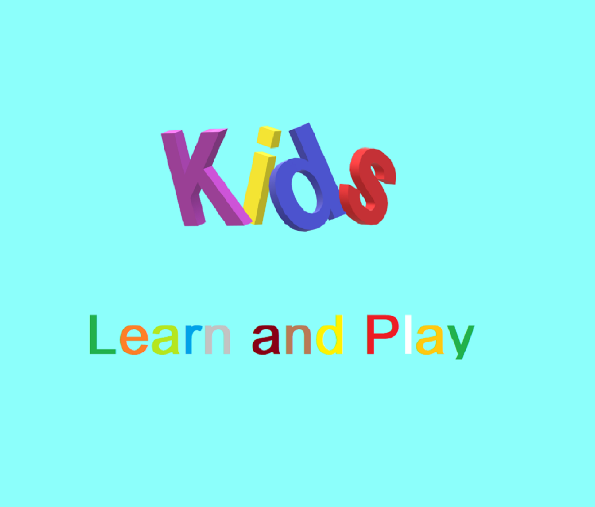 KIDS LEARN AND PLAY