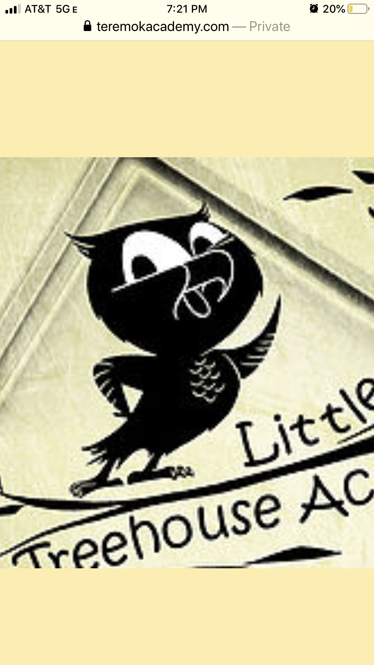 LITTLE TREEHOUSE ACADEMY