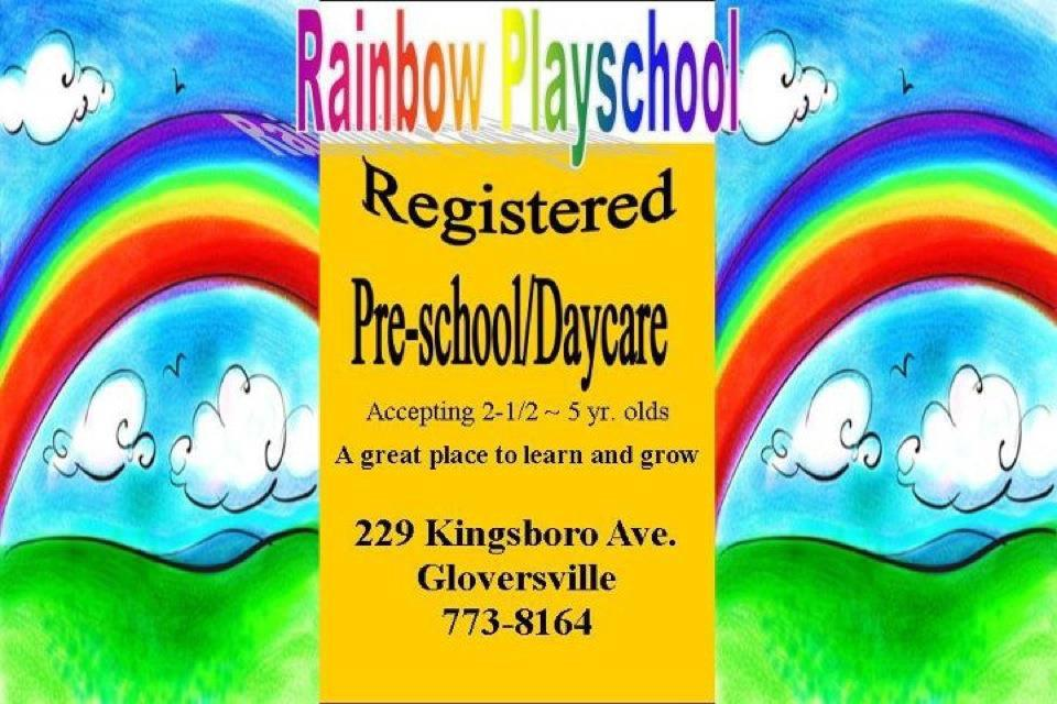 Rainbow Play School