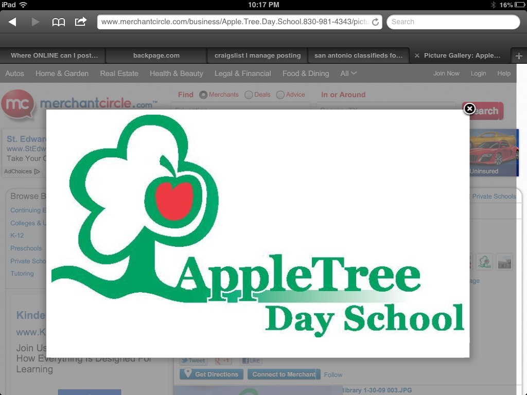 Apple Tree Day School