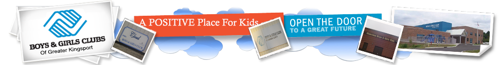 BOYS AND GIRLS CLUB OF GREATER KINGSPORT