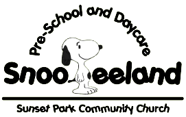 Snoopeeland Child Development Center