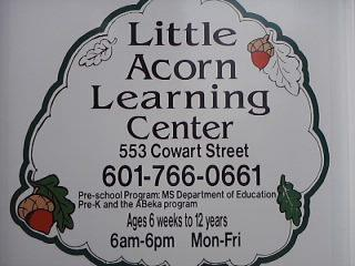 LITTLE ACORN LEARNING CENTER