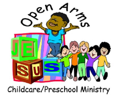 Open Arms Child Care/Preschool Ministry