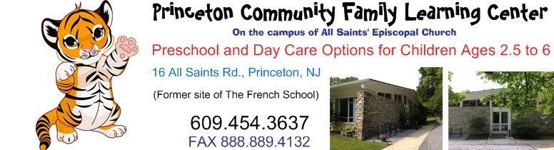Princeton Community Family Learning Center