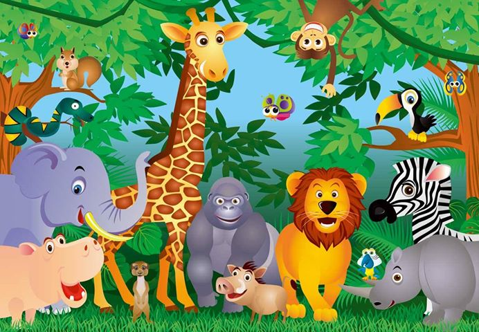 Safari Kingdom Learning Academy