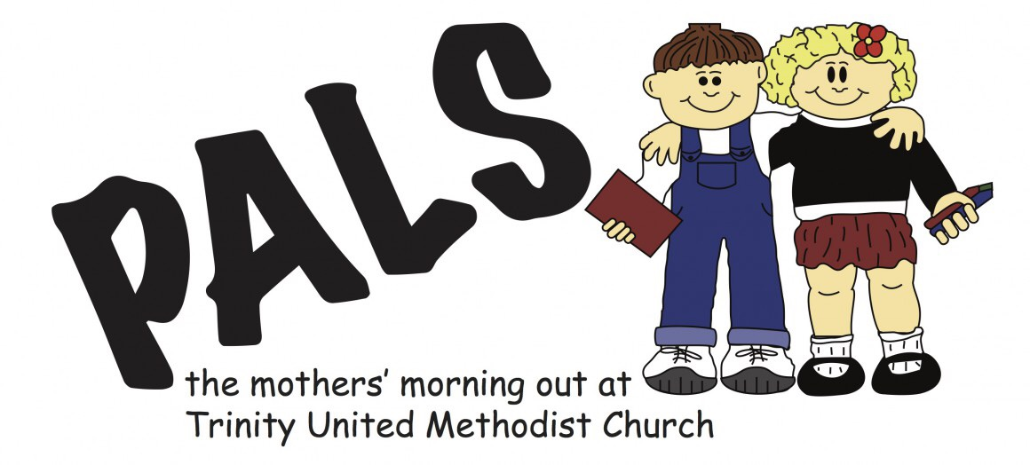 PALS, the mothers morning out at Trinity UMC