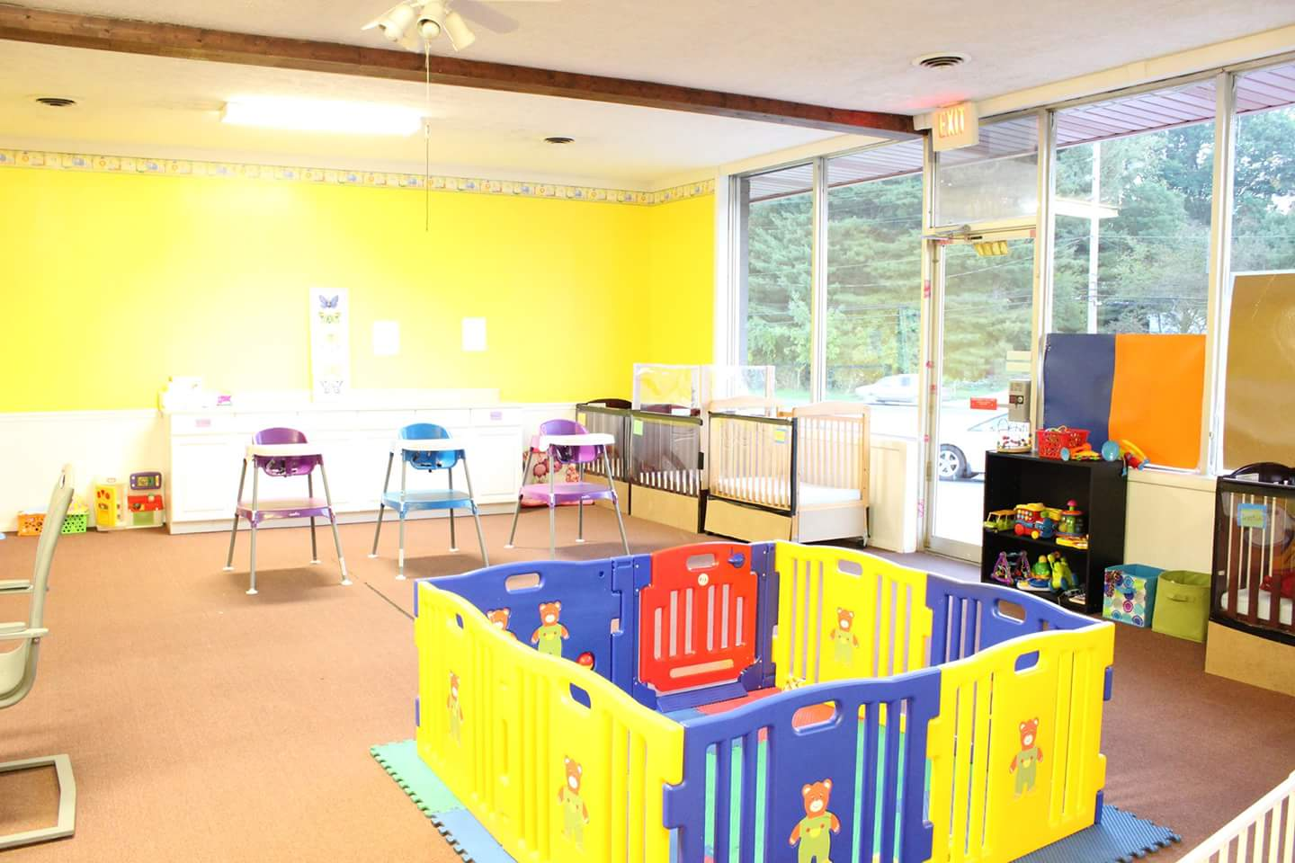 Tiny Town Childcare & Learning Center